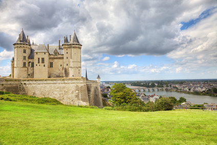 Saumur Chateau, France